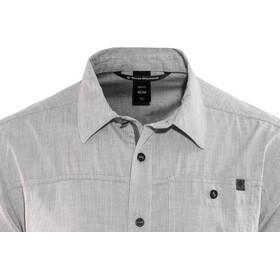 Black Diamond Chambray Modernist t-shirt Heren grijs